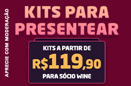 1º - Kits para Presentear