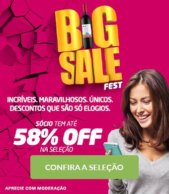 2º - Big Sale Fest - Clube